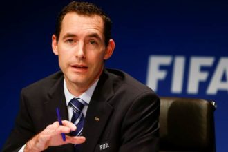 FIFA's legal chief, Marco Villiger resigns
