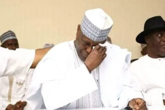 Metele massacre: You are dancing on the graves of slain soldiers - APC tells Atiku, PDP