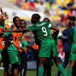 Eaglets draw with Uganda but still top group at U17 AFCON
