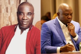 Lagos 2019: Fuji maestro, KWAM 1 openly shades Ambode, calls him 'thief' 'mad man' [Video]