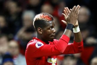 Manchester United condemn racist abuse of Pogba after penalty miss