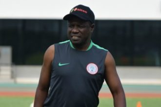 BREAKING: Super Eagles coach gets one-year ban for collecting bribe