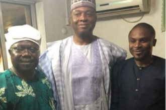 Saraki storms Ile Ife, commences talk with Omisore to support Adeleke