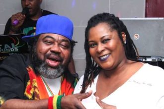 Ras Kimono's wife, Efemena dies three months after husband's death