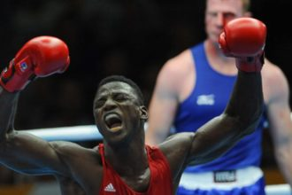 Boxing: Nigerian, Ajagba aims world title
