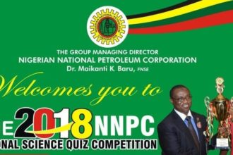 Enugu wins 2018 NNPC science quiz competition in Abuja