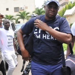 Fayose still in our custody, says EFCC