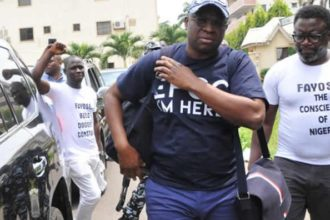 How we'll secure Fayose's release from EFCC custody – Ozekhome