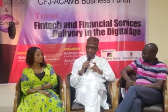 ACAMB holds third business forum, harps on effective utilisation of technological advancements for better service delivery