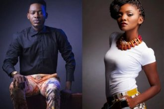 Adekunle Gold, Simi reportedly hold secret introduction ceremony
