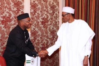 2019: Udom reverses self, approves Akpabio Stadium for Buhari's campaign