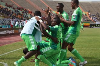 Burkina Faso send Flying Eagles out of African games