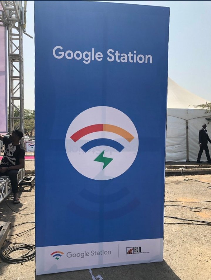 "Google launches ""Google Station"", free faster Wi-Fi in Abuja"