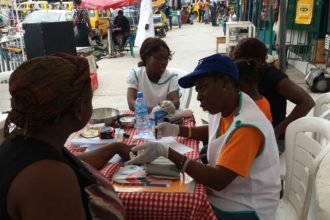 "MTN partners LASG launches "" Market Doctor"" in Lagos"