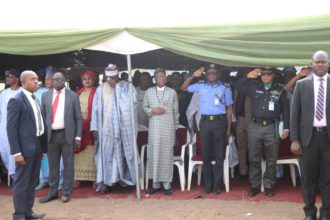 Offa Community donates N700m Barrack to Police