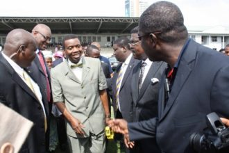 RCCG inaugurates foundation, feeds 50m people in December
