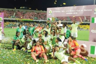 Super Falcons to play ten matches before 2019 Women's World Cup – NFF