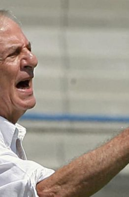 Menotti named director of Argentina's national teams
