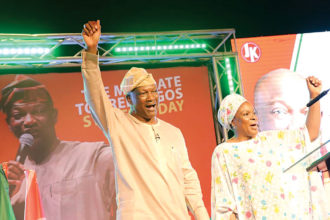 PDP'S Governorship Ticket a Partnership to Develop Lagos - Busari