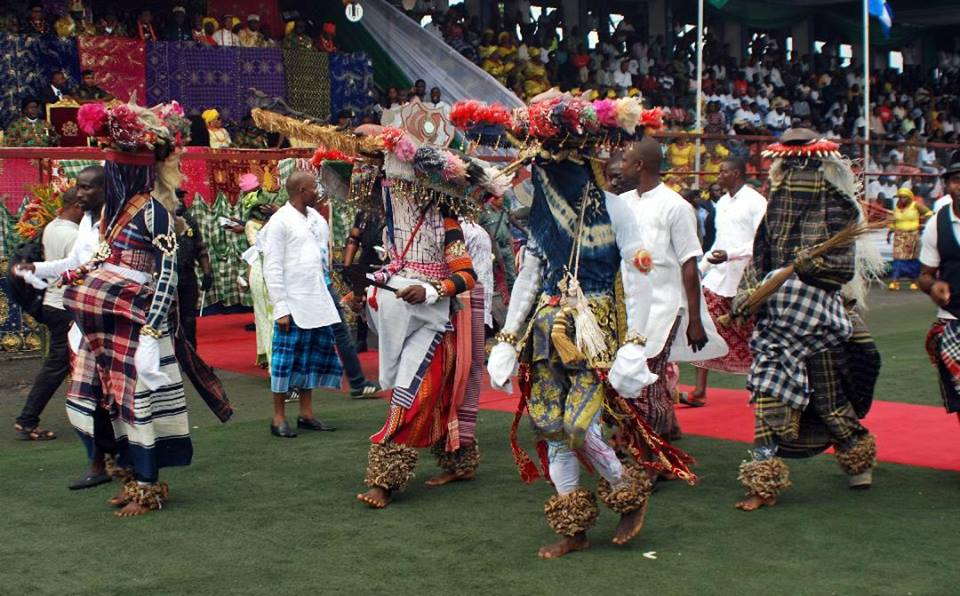 Edo Govt. expresses readiness to host 2019 NAFEST