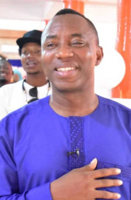 #RevolutionNow Protest: FG to appeal judgement, report judge to NJC for granting Sowore bail