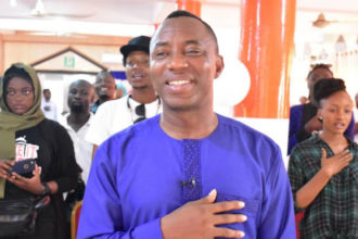 Court to hear Sowore's motion challenging 45 days detention tomorrow