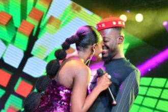 Newly weds, Simi, Adekunle Gold seal marriage vow with new single 'promise'