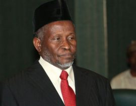 Lawyer files suit to stop confirmation of Justice Tanko as CJN