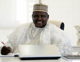 Pension fraud: Court stops EFCC from declaring Maina wanted