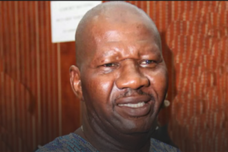 Veteran comic actor, Baba Suwe arrives Nigeria after treatment in U.S.