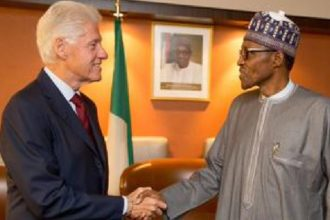 I wish Nigeria a successful elections, Bill Clinton tells Buhari on phone