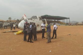 AIB concludes investigation into Osinbajo's helicopter crash