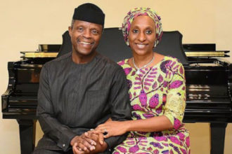My wife and I never envisaged becoming 'Number Two' citizens - Osinbajo