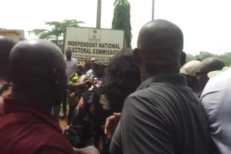 INEC losses 4,695 Smart Card Readers to fire in Anambra