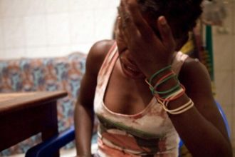 Teenager impregnated by own father gives birth