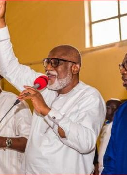 Akeredolu to rename OSUSTECH after late Agagu