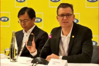 MTN Nigeria launches smart feature phone in Lagos