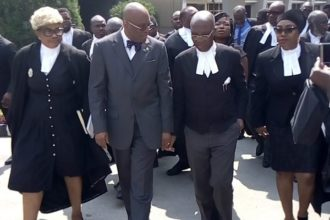 JUST IN:NBA President re-arraigned, as court orders arrest of four