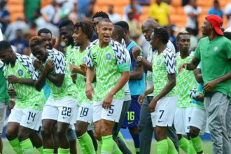 Super Eagles demolish Lesotho in AFCON qualifier