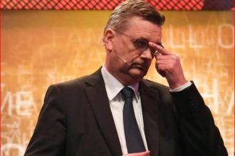 German FA boss, Grindel resigns over watch gift