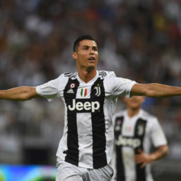 Juventus seal eighth successive Serie A title