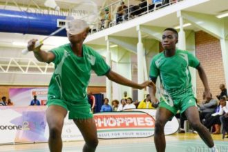 Nigeria defeat South Africa at African badminton tourney
