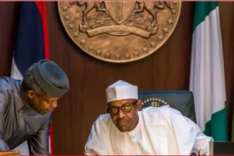 COVID-19: Buhari Picks Osinbajo to Chair Economic Sustainability Team