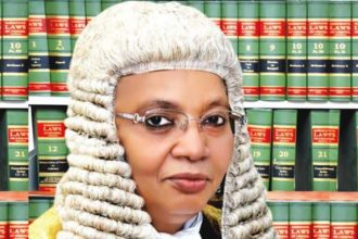 BREAKING: Justice Bulkachuwa withdraws from presidential election petitions tribunal