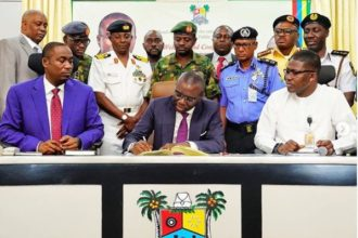Lagos releases 64 traffic offences, penalties [Full details attached]