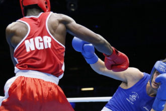 Ekele, Linus top boxers list for African Games