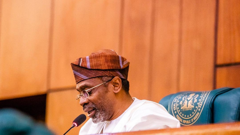 You can no longer walk away from plenary after signing register, Gbajabiamila tells members