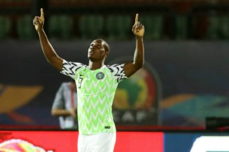 Ighalo announces retirement from national team