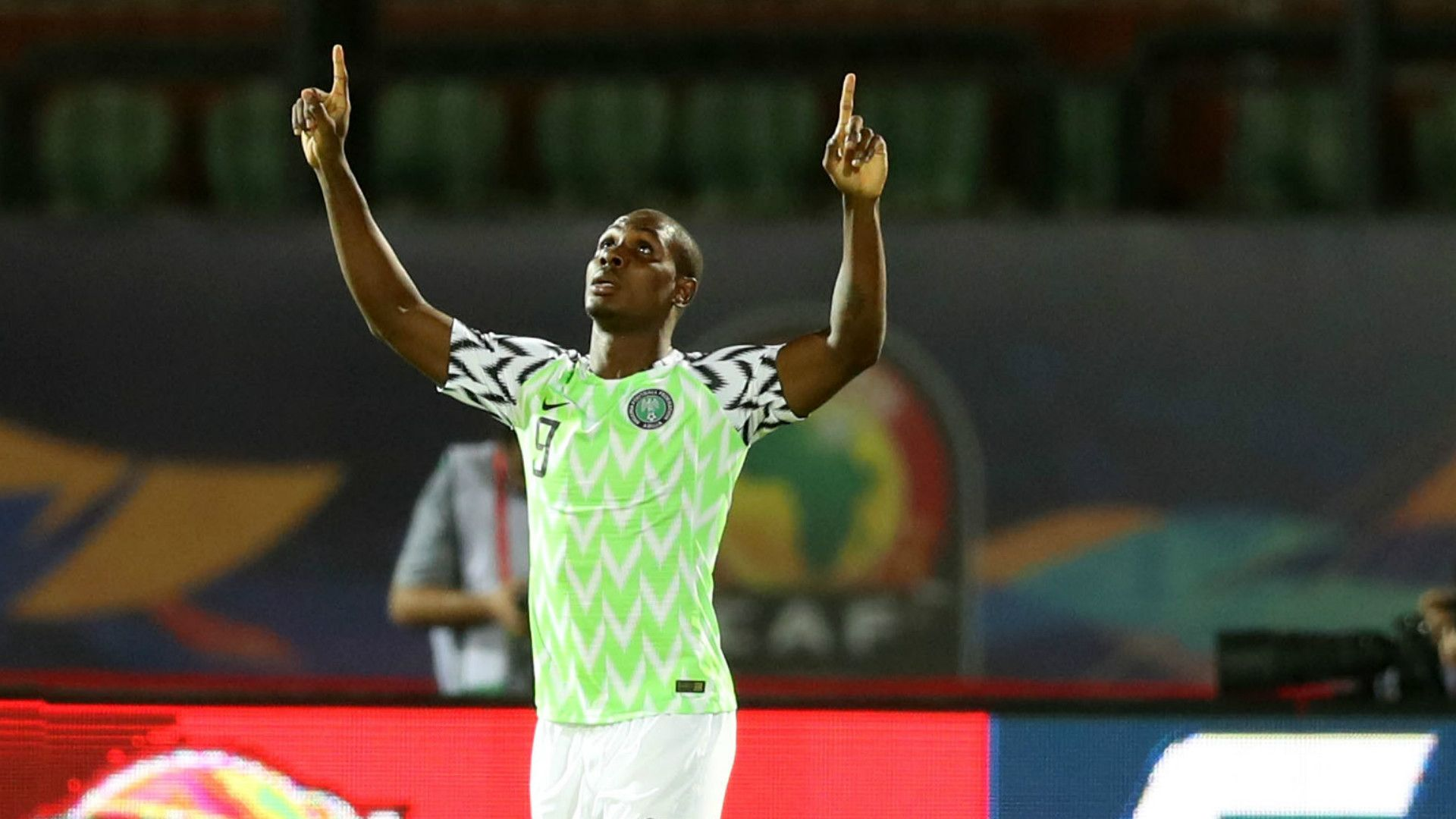 Why I am retiring from national team - Ighalo