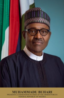 SGF releases new official portrait for President Buhari